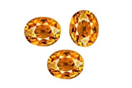 Đá Sapphire Vàng