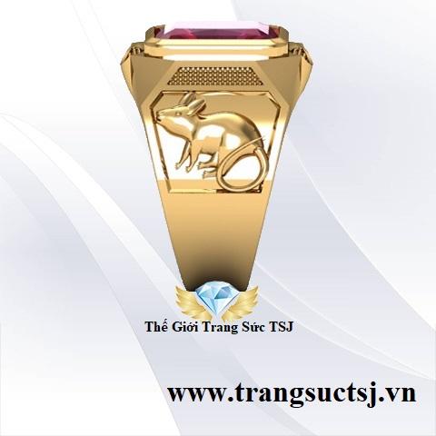 Nhẫn 12 Con Giáp Hợp Phong Thủy Cho Nam