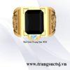 Nhẫn Đeo Tay Nam Giới Trang Sức Vàng 18k