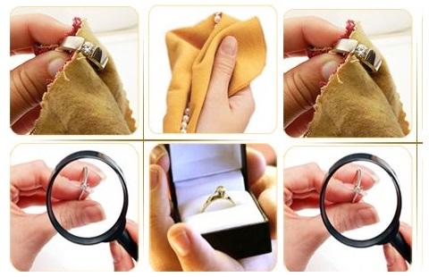 Một vài phương pháp giúp nữ trang luôn nằm trong tình trạng tốt nhất   Tâm Luxury