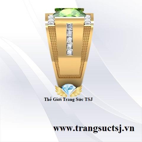 Trang Sức Sapphire Thiên Nhiên