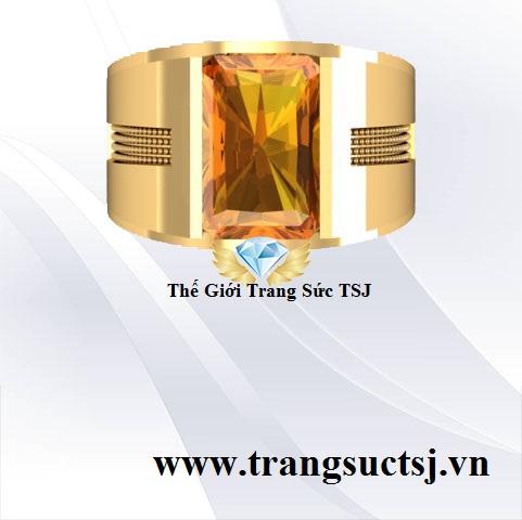 Nhẫn Nam Đẹp - Thế Giới Trang Sức TSJ