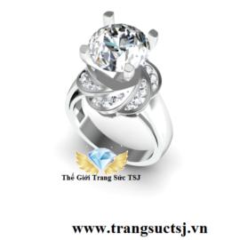 Nhẫn Bạc 925 Đẹp Cho Nữ