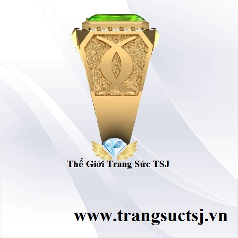 Nhẫn Nam Đẹp - Trang Sức TSJ TPHCM