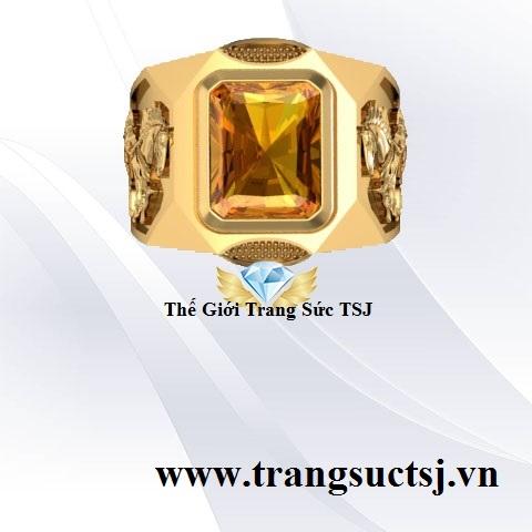 Nhẫn Nam Phong Thủy Địa Chỉ Mua Vàng Uy Tín