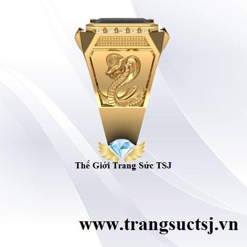 Nhẫn Nam Trang Sức TSJ Quận 1