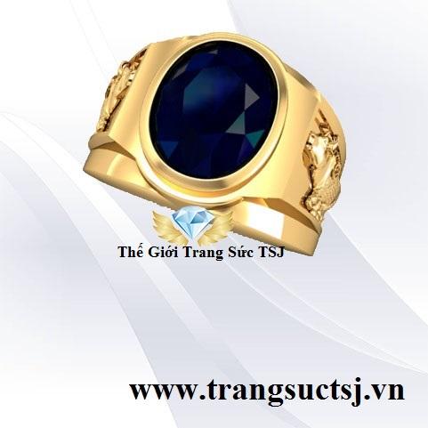 Nhẫn Nam Đẹp Thế Giới Trang Sức TSJ