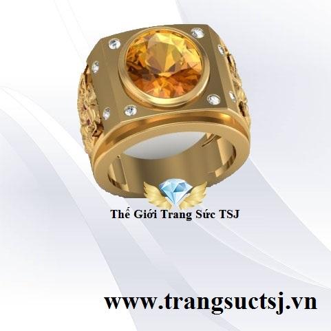 Nhẫn Vàng Nam Thế Giới Trang Sức Quận 1