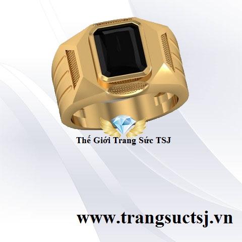 Nhẫn Nam - Thế Giới Trang Sức TSJ Uy TÍn